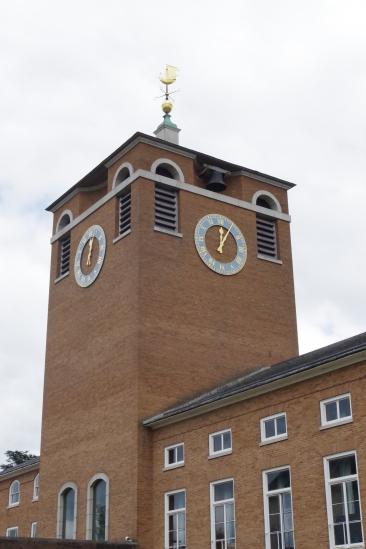 Clock & Water tower